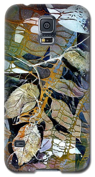 Tangled Treasure Galaxy S5 Case by Rae Andrews