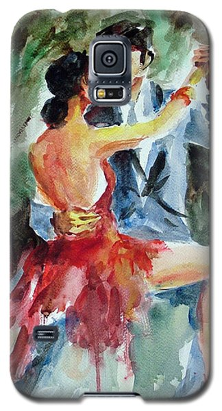 Tango In The Night Galaxy S5 Case by Faruk Koksal
