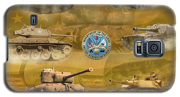 Tanks Four Galaxy S5 Case