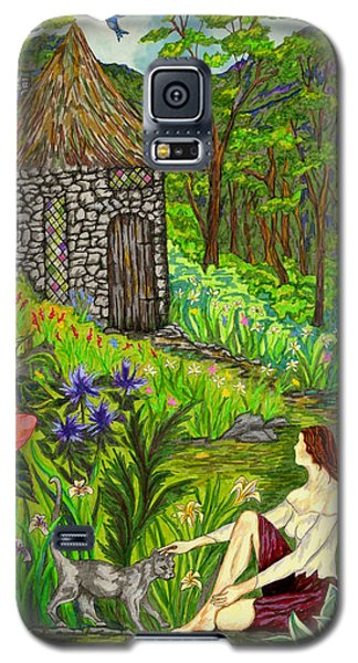 Tansel's Garden Galaxy S5 Case