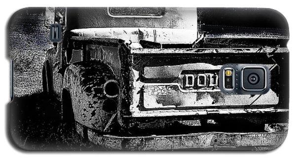 Taos Dodge B-w Galaxy S5 Case