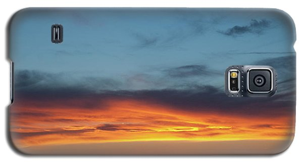 Taos Mesa Sunset Galaxy S5 Case