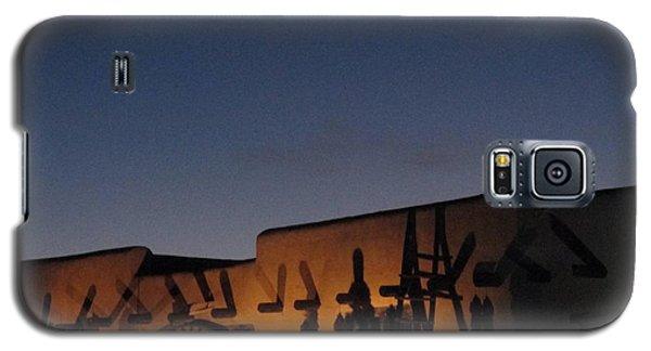 Taos Plaza Galaxy S5 Case