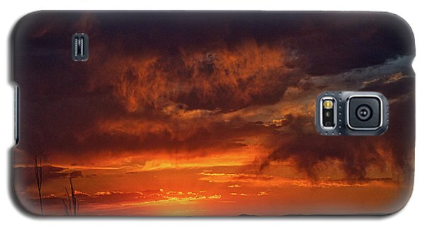 Taos Virga Sunset Galaxy S5 Case