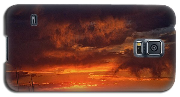 Taos Virga Sunset Galaxy S5 Case