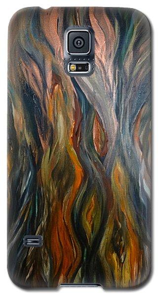 Taotaomo'na Tree Galaxy S5 Case