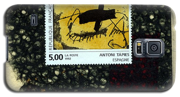 Tapies Stamp Collage Galaxy S5 Case