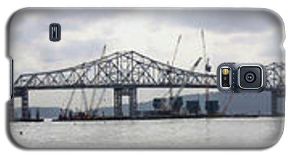 Tappan Zee Bridge From Tarrytown Galaxy S5 Case