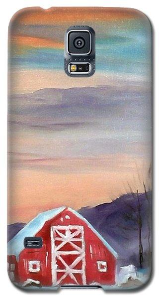 Target Range Barn Galaxy S5 Case