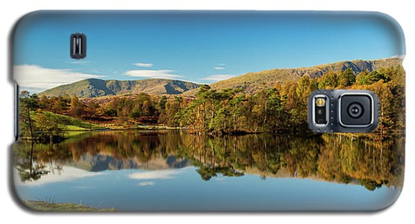Galaxy S5 Case featuring the photograph Tarn Hows by Mike Taylor
