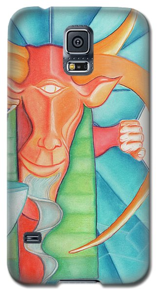 Tarot Devil Galaxy S5 Case