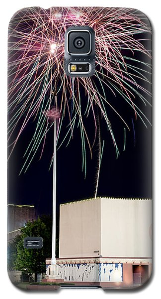 Taste Of Dallas 2015 Fireworks Galaxy S5 Case