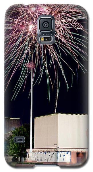 Taste Of Dallas 2015 Fireworks Galaxy S5 Case