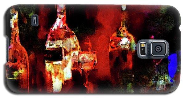 Taste Of Wine Galaxy S5 Case