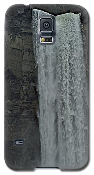 Taughannock Falls State Park Galaxy S5 Case by Joseph Yarbrough