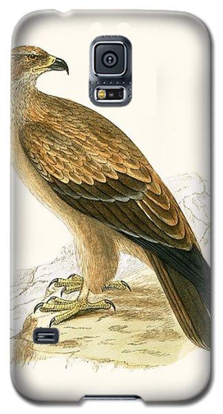 Tawny Eagle Galaxy S5 Case by English School