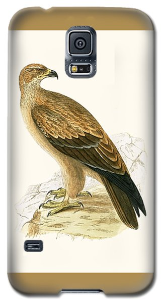 Tawny Eagle Galaxy S5 Case