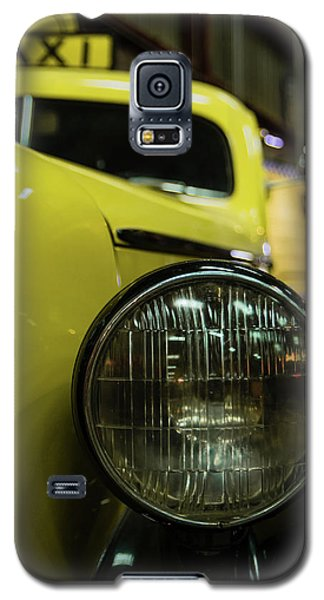 Taxi Galaxy S5 Case