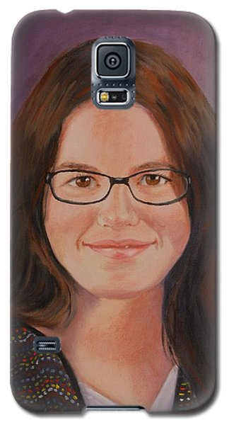 Taylor Snow Galaxy S5 Case by Quwatha Valentine