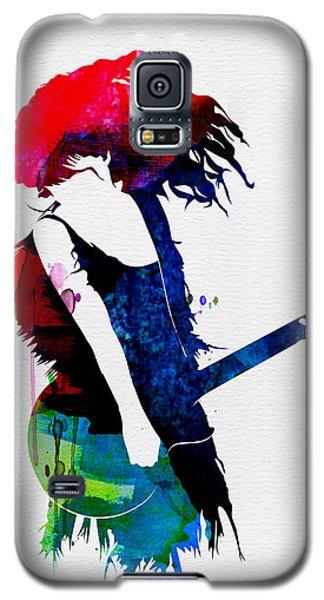 Taylor Watercolor Galaxy S5 Case by Naxart Studio