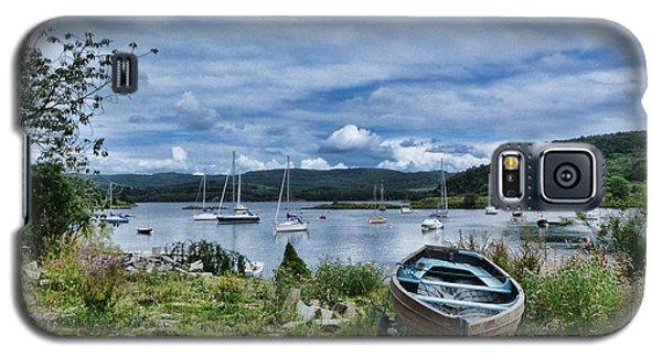 Tayvallich Harbour Galaxy S5 Case by Lynn Bolt