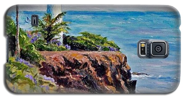 #tbt #artist#impressionism Galaxy S5 Case by Jennifer Beaudet