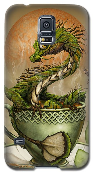 Tea Dragon Galaxy S5 Case