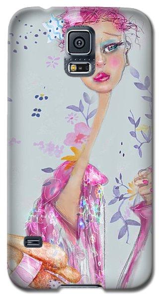 Tea For Me Galaxy S5 Case