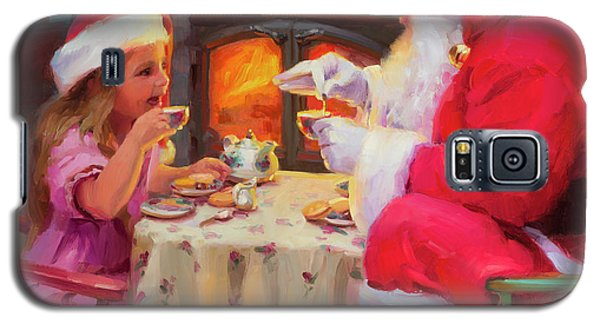 Elf Galaxy S5 Case - Tea For Two by Steve Henderson