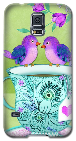 Tea For Two Galaxy S5 Case