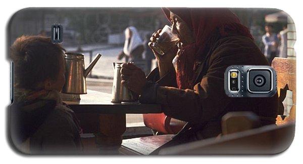 Tea In Tashkent Galaxy S5 Case