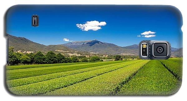 Tea In The Valley Galaxy S5 Case