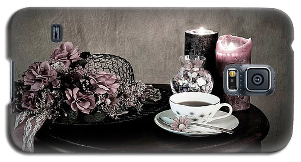 Tea Party Time Galaxy S5 Case by Sherry Hallemeier