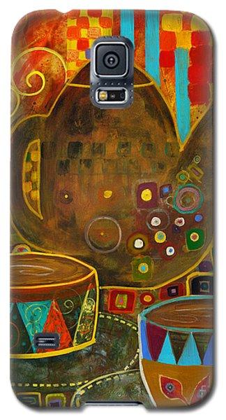 Tea Party With Klimt Galaxy S5 Case