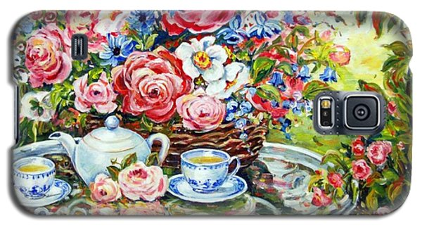 Tea Service Galaxy S5 Case