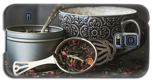 Tea Time 8312 Galaxy S5 Case