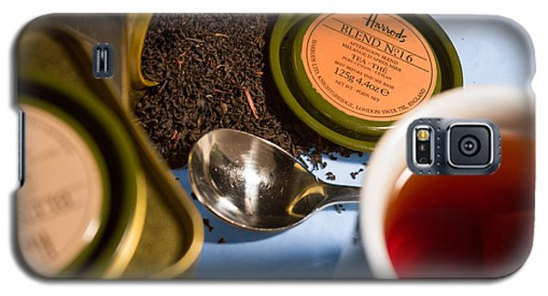 Tea Time Galaxy S5 Case