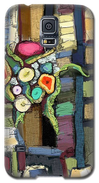 Tea Time Galaxy S5 Case by Carrie Joy Byrnes