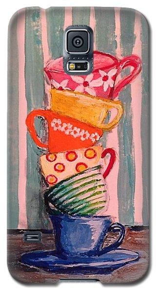 Teacups Galaxy S5 Case