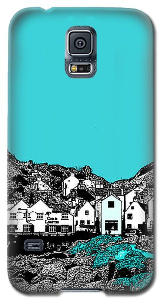 Teal Staithes Galaxy S5 Case