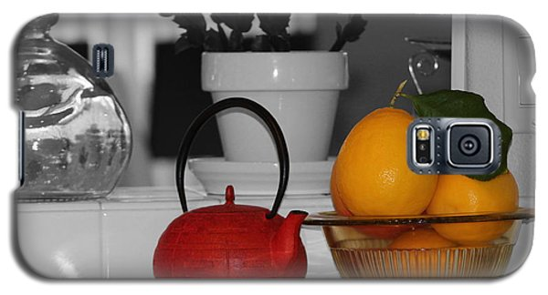 Teapot Galaxy S5 Case