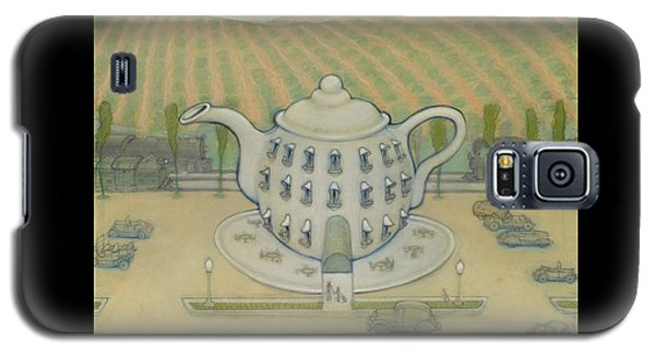 Teapot Galaxy S5 Case