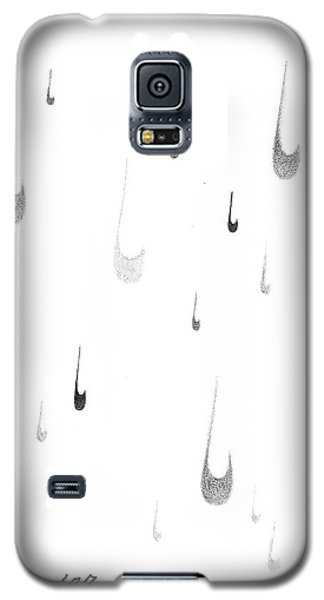 Tear Drop Rain Galaxy S5 Case by Rod Ismay