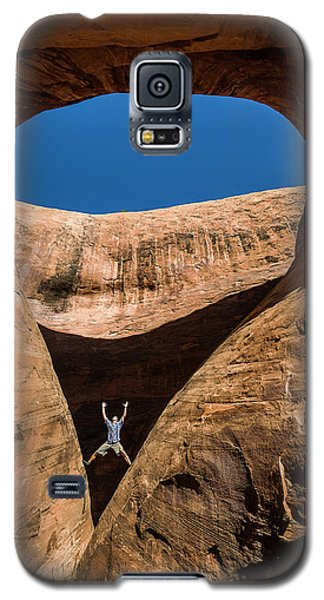 Teardrop Arch Galaxy S5 Case