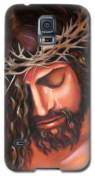 Tears From The Crown Of Thorns Galaxy S5 Case