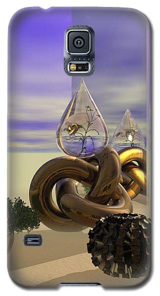 Tears In The Desert Galaxy S5 Case