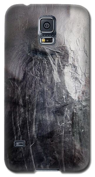 Galaxy S5 Case featuring the digital art Tears Of Ice by Gun Legler