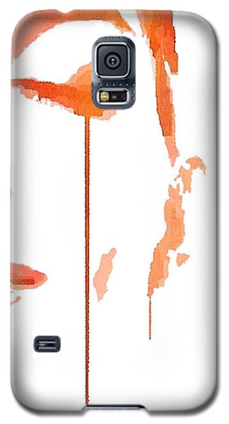 Tears Of Pain Galaxy S5 Case by ISAW Gallery
