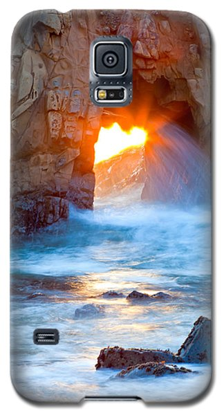 Tears Of The Sun Galaxy S5 Case by Jonathan Nguyen