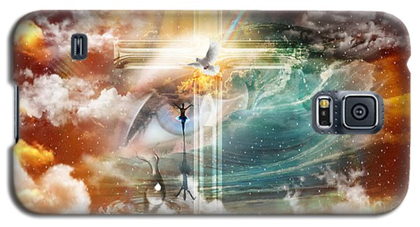 Tears To Triumph Galaxy S5 Case by Dolores Develde